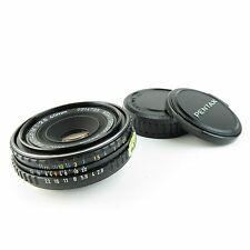 Für Pentax K smc PENTAX-M 1:2.8  40mm Objektiv / lens