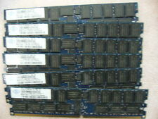 QTY 1x 4GB DDR2 PC2-6400P ECC Registered Server memory Nanya or Hynix