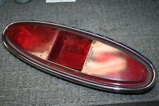 Sunbeam Alpine Series I, II & 3 Complete Taillight Assembly OEM # 1
