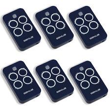 Genius Echo Re 00004000 mote Control 433 Mhz Tx4 Rc Transmitter Garage Door Openers Lot 6