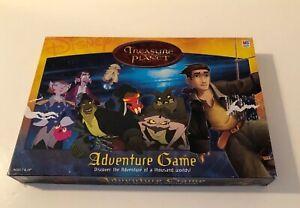 "Disney ""Treasure Planet"" Board Game by Milton Bradley - 2002 - See Description"