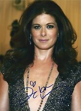 Debra Messing signed 8x10 Photo - Will & Grace, The Mysteries of Laura
