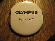 Olympus Camera Photograher Logo Re-Purposed Advertisement Pocket Lipstick Mirror