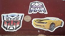 SKATEBOARD STICKERS, SET OF 3, COLLECTOR SERIES, #04092014655