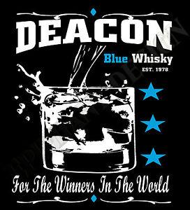Steely Dan Homage T-Shirt  Deacon Blue Donald Fagen