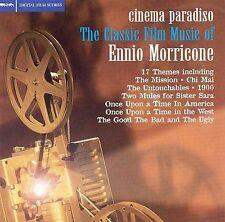 Morricone, Ennio, Cinema Paradiso: The Classic Film Music Of Ennio Morricone, Ex