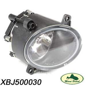 LAND ROVER FOG LAMP LIGHT LH FREELANDER 02-05 XBJ500030 OEM