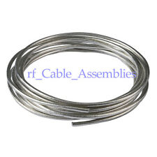 3M RF Semi-rigid Coax Cable RF Semi-rigid Coaxial Cable .141'' RG402 / 10 feet