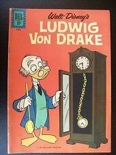 LUDWIG VON DRAKE  3 DEL 1962 - FUMETTO ORIGINALE AMERICANO - OTTIMO