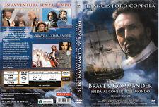 BRAVE & COMMANDER - SFIDA AI CONFINI DEL MONDO (1995) dvd ex noleggio