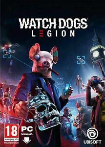 Watch Dogs: LEGION - (EU) [PC-Download | UPLAY | KEY] Ubisoft Connect