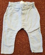 Cute H&M Light Denim Effect Trousers Size 2-4 Months