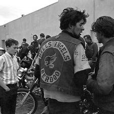 Hells Angels Berdoo San Bernardino Gathering 8.5x11 Photo Amazing
