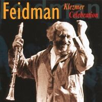 Giora Feidman Klezmer celebration (1997) [CD]