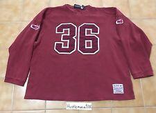 VTG 90s WU Wear Wu-Tang Clan Hockey Shirt Jersey Forever 36 Chambers Hip Hop Rap