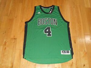 adidas ISAIAH THOMAS Alternate BOSTON CELTICS Mens NBA Team Swingman JERSEY XXL