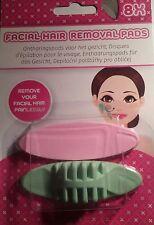 Enthaarung Pad Gesicht - Haarentfernung - 8 Pads inklusive - Beauty - Blogger