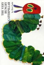 The Very Hungry Caterpillar by Eric Carle Paperback Book