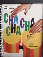 for the Cha-Cha-Cha LP  Art Mooney BONGOS fan / Vintage Album Cover Notebook