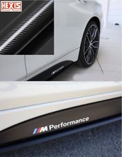 BMW M PERFORMANCE STYLE SIDE STRIPES CUSTOM VINYL GRPAHICS ANY COLOUR