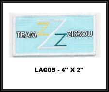 THE LIFE AQUATIC TEAM ZISSOU PATCH - LAQ05 - FAST SHIP
