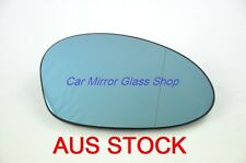 RIGHT DRIVER SIDE BMW 3 SERIES E90 2005 - 2008 MIRROR GLASS WITH HEATER