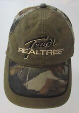 Team Realtree Camo Hat Adjustable Cap B2
