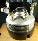 Spraying Systems Co. 1 Gal Pot Tank Industrial Fine Mist Sprayer MAKE OFFER!