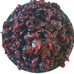 BULK Cranberry Fruit Soft & Moist Sliced Sweetened Dried Cranberries 1 kg