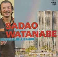 CD: Sadao Watanabe - Super Best - Japan Import - jazz, saxophone, smooth jazz