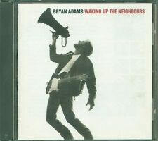 Bryan Adams - Waking Up The Neighbours German Press Cd Ottimo