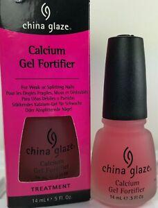 China Glaze Base Coat Gel Fortifier For Weak or Splitting Nails