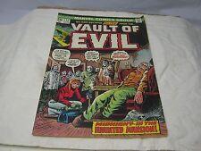 Vault of Evil #12 August 1974