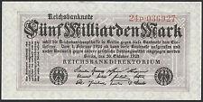 Ro.120b 5 Milliarden Mark 1923 (1)