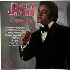 Johnny Mathis - Johnny Mathis Sings Of Love - LP Vinyl Record