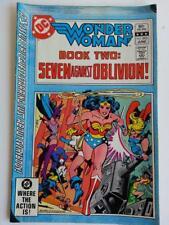 Wonder Woman #292 - Jun 1982, DC Comic