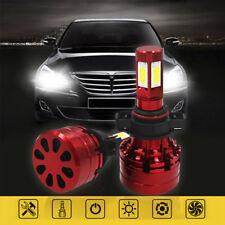 2Pcs 600W 6600LM LED H4 HB2 9003 Car Headlight High/low Beams 6000K Bulbs White