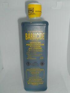 Barbicide Disinfectant Concentrate Solution Anti-Rust Formula /Germicidal 473ml