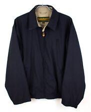 TIMBERLAND Men Jacket Weathergear Lightweight Packable Coat Size M FZ230