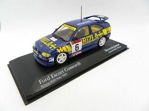 Ford Escort Cosworth Belgian Rally Inter 1994 Verreydt Jamar #6 1/43 MINICHAMPS