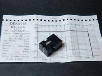 DENON DL-103 DL103 MC cartridge,   for repair or replace stylus