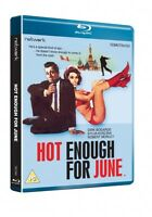 Blu Ray HOT ENOUGH FOR JUNE. Dirk Bogarde. New sealed.