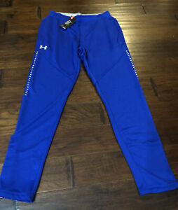 Under Armour Men's Knit Tapered Warm Up Pants Sz. Large NEW 1327204-400