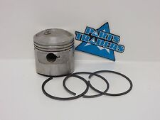 NOS Honda 3rd .75 Over Bore Piston Kit W/ Rings CB350 CL350 SL350 13104-312-010