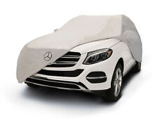 Mercedes-Benz Genuine OEM Car Cover 2017 to 2019 GLS-Class (X166)