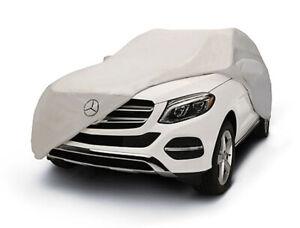 Mercedes-Benz Genuine OEM Car Cover 2016 to 2019 GLE-Class SUV (W166)
