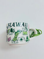 Starbucks Been There Series Ornament Mug Collection 2FL OZ HAWAII