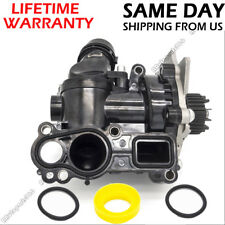 BRAND NEW WATER PUMP ASSEMBLY Fit For VW AUDI A4 A5 QUATTRO GOLF JETTA GTI US