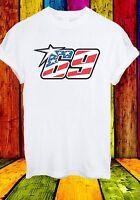 Nicholas Patrick Hayden 69 MotoGP The Kentucky Kid Men Women Unisex T-shirt 589
