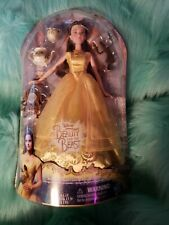 Belle With Deluxe Castle Friends. Beauty & the Beast. ( Emma Watson version) Nib